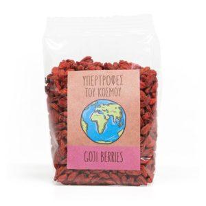 Υπερτροφές του Κόσμου - Goji Berries 130γρ