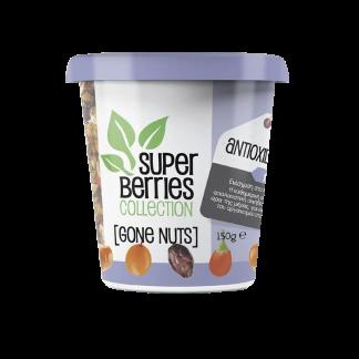 Υπερτροφές Super Berries Collection Gone Nuts Antioxidant Mix 150γρ
